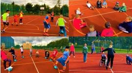 W Tczewie trenują dzieci z niepełnosprawnościami!