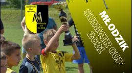 Ostatni turniej Młodzik Summer Cup 2021!