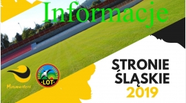 Obóz Sportowy Stronie Śląskie - Informacje