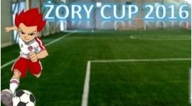 Halowy Turniej piłki nożnej rocznika 2008 i mł. - Żory Cup 2016