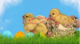 Zdrowych Świąt Wielkanocnych