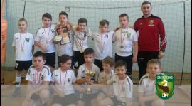 Bardzo dobry turniej Orlików - BŁĘKITNI CUP 2020