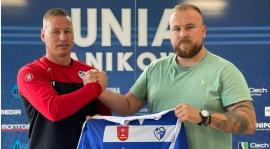 Paweł Mądrzejewski wraca do Unii
