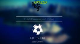 Fundatorem nagród zostaje Gol-Sport!