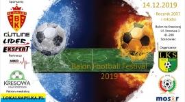 BALON FOOTBALL FESTIVAL - WYNIKI LOSOWANIA i ZDJĘCIA