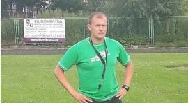 Michał Anslik trenerem seniorów Wierzycy Pelplin.