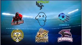 Pierwsze sześć drużyn zapisanych do ligi!