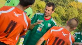 Wywiad z trenerem Łukaszem Poszalskim