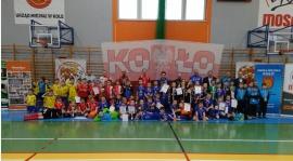 ROCZNIK 2011: MKS Olimpia Koło wygrywa turniej MAŁA OLIMPIA CUP 2020 u puchar prezesa firmy Wood-Mizer