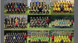 Nasze drużyny młodzieżowe w sezonie 2020/2021!