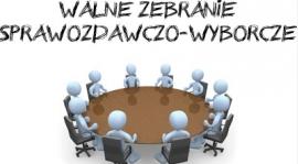 Spotkanie Sprawozdawczo-Wyborcze