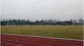 Wygrany pierwszy  mecz na nowym stadionie