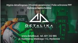 DETALIKA Pucz & Kuciel Studio sponsorem wspierającym Orła Myślenice