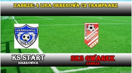 IV LTr C2 I KS Start Sierkowice - SKS GWAREK ZABRZE 0:21