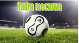 Kadra na mecz mistrzowski Pogoń Zduńska Wola - LKS Kobierzycko