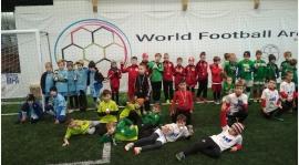 Żaki Unii grali na turnieju WIBUD CUP