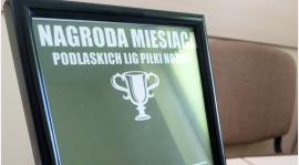 Biel Sonarol Jeziorko z nagrodą września Lokalnej Piłki