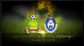 Relacja VIDEO z meczu GKS Drwinia - CIĘŻKOWIANKA  na Pogórze24.pl
