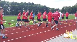 SENIORZY: 23 zawodników na pierwszym treningu MKS Olimpii Koło