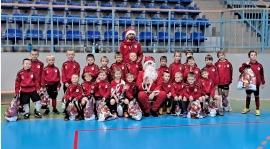 ROCZNIK 2014/2015: Spotkanie ze Świętym Mikołajem