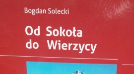 Książka o dziejach Wierzycy już niedługo do kupienia w klubie.