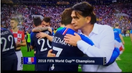 Francja, Chorwacja, Belgia !