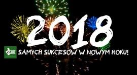 Życzenia podlaskich klubów na Nowy Rok 2018!