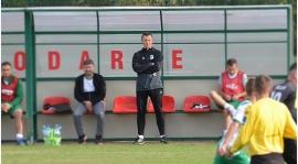 Rozmowa z trenerem Granicy