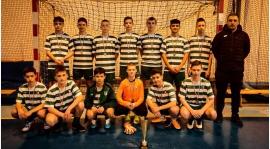 U15: Trampkarze wicemistrzem halowej ligi Grodzisko Cup 2021!