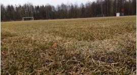 Mecz Pomorzanka - Kora  przerwany w 38. minucie. Piłkarze Kory zeszli z boiska