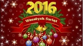 Weołych i radosnych Świąt Bożego Narodzenia