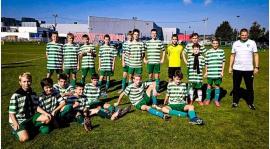 U15: Wysoka wygrana trmapkarzy z Zielonymi Niegowić