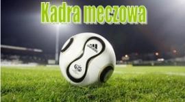 Kadra na mecz mistrzowski Unia Sulmierzyce - Pogoń Zduńska Wola