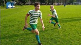 U15: Rollercoaster w meczu trampkarzy, zadecydował gol w ostatniej minucie!