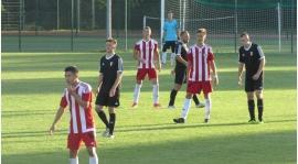 Sparta Szepietowo przegrywa u siebie z Michałowem. 17-latek w bramce gospodarzy