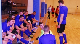 BLUE WARIATOS Z PIERWSZYMI PUNKTAMI- rzecz o VI kolejce ligowej