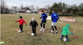 Akademia Piłkarska AMS po obozie