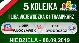Zapowiedź V kolejki: Lider Włocławek - BKS Bydgoszcz