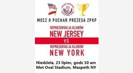 NY vs NJ o puchar Prezesa !
