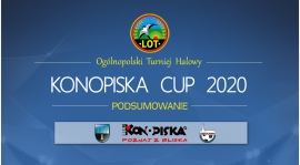 Konopiska CUP 2020 - Podsumowanie