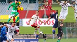 Ekstraklasa, I, II i III liga - gdzie grali nasi byli zawodnicy?