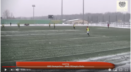 SENIORZY: GKS Sompolno - MKS Olimpia Koło 26.01.2019 [VIDEO]