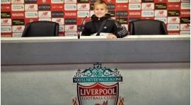Wuju leci do Liverpoolu