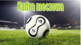 Kadra na mecz mistrzowski LKS Kobierzycko - Pogoń Zduńska Wola