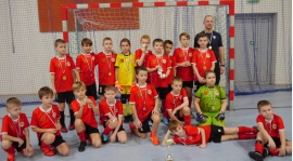 ROCZNIK 2010: Orliki Akademii Mała Olimpia triumfują w Brudzewie