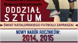 AP SZTUM - nabór roczników 2014 i 2015!