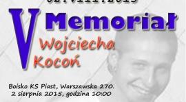 V memoriał Wojciecha Kocoń...