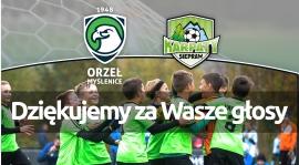 Stawiamy na piłkarski rozwój talentów - dziękujemy za wsparcie!