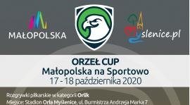 Orzeł Myślenice organizuje turniej przy wsparciu Województwa Małopolskiego