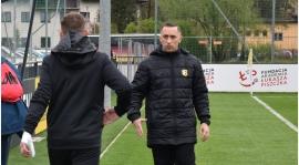 Damian Dziura: jesteśmy rozczarowani, bo zasłużyliśmy na zwycięstwo